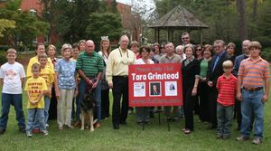 Memorial Service for Tara with Billy and Connie Grinstead